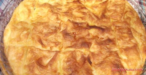 Maden Sulu Börek Tarifi