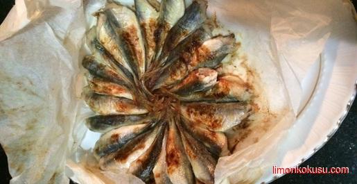 Kağıtta İstavrit Balığı Tarifi