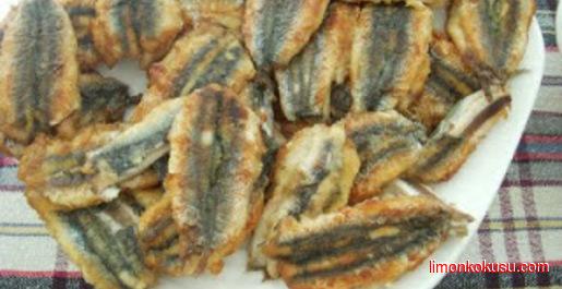 Çıtır Hamsi Balığı Tarifi