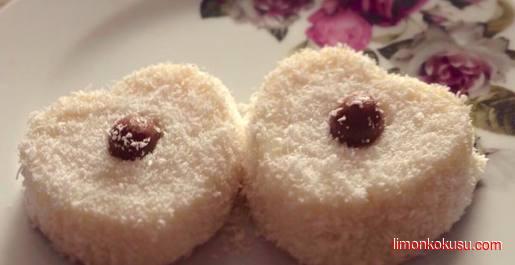 Hindistancevizli Fincan Tatlısı Tarifi