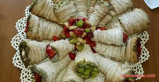 Meyveli Torpil Kurabiye Tarifi