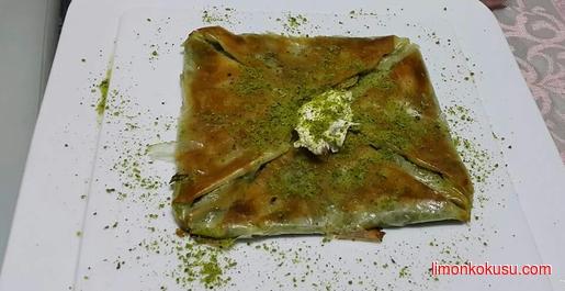 Katmer Baklava Tarifi