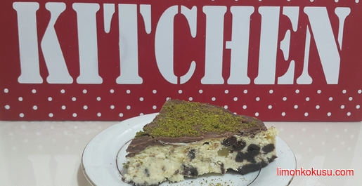 Negrolu Cheesecake Tarifi