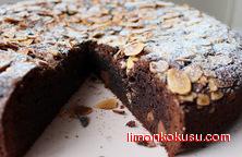Çikolatalı Bademli Browni Tarifi