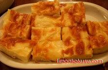 Peynirli Su Böreği Tarifi