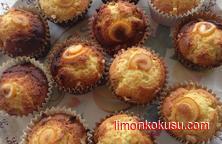 Tahinli Muffin Tarifi