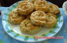 Patatesli Pastırmalı Gül Böreği Tarifi