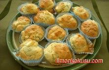 Peynirli Ve Kabaklı Muffin Tarifi