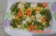 Karnabahar Ve Brokoli Salatası Tarifi