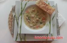 Minik Köfteli Sebze Çorbası Tarifi