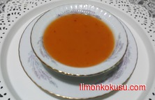 Yaş Tarhana Çorbası Tarifi