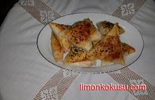 Mantarlı Muska Böreği Tarifi