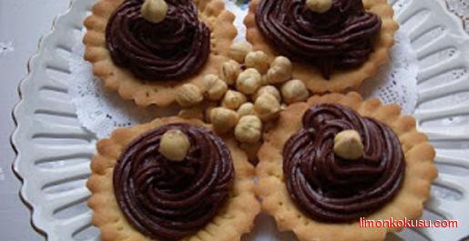 Çikolatalı Tartölet Tarifi