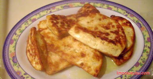 Kızarmış Hellim Peyniri Tarifi