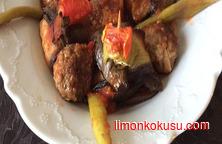 Köfteli Kürdan Kebabı Tarifi