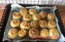Kremalı Tavuklu Gül Böreği Tarifi